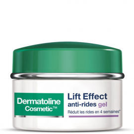 Soin anti-rides gel Lift Effect - dermatoline cosmetic