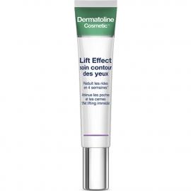 Soin contour des yeux Lift Effect - Dermatoline Cosmetic