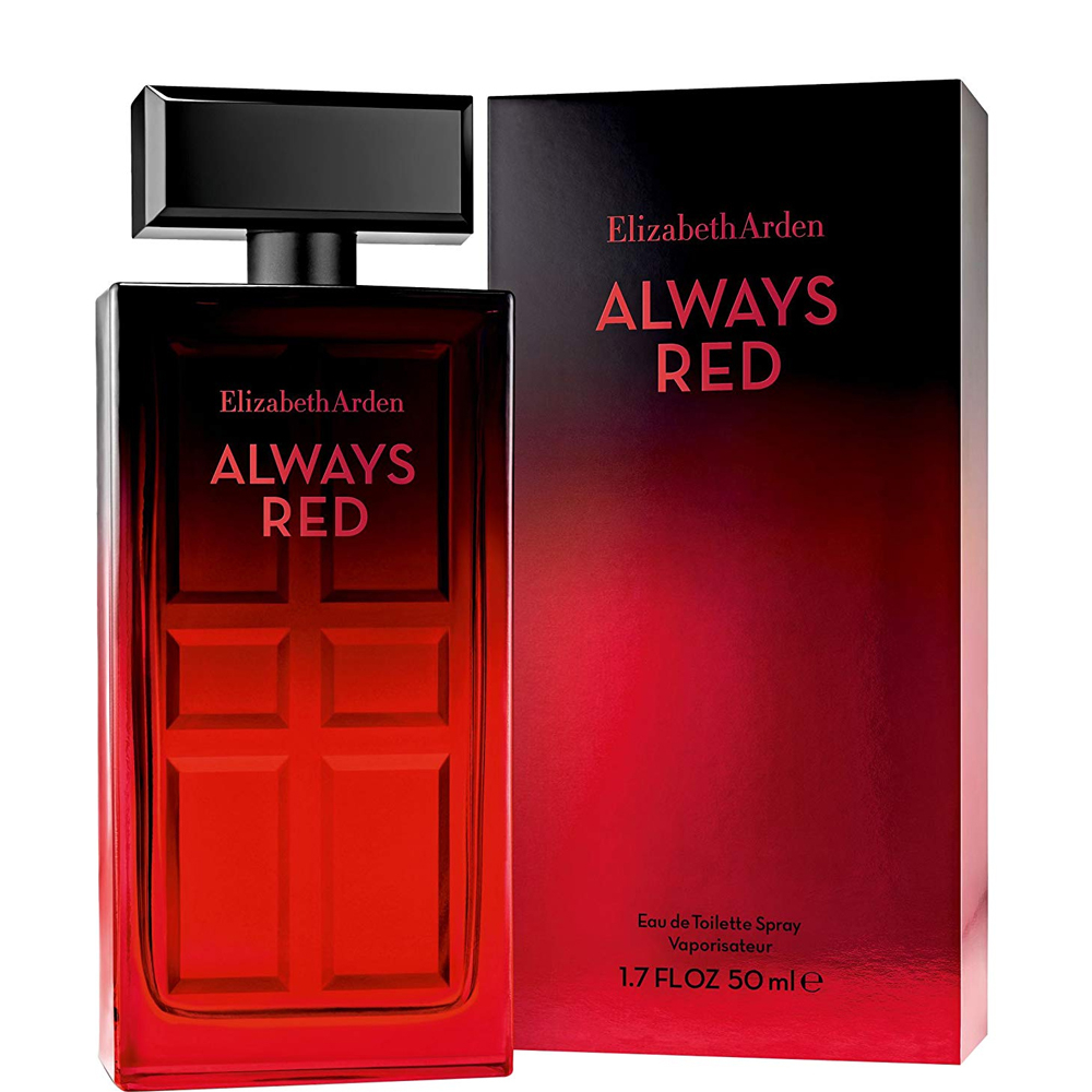Eau de toilette Arden Always Red