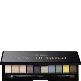 La Palette Gold Color Riche