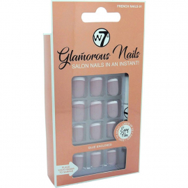 Faux-ongles Glamorous nails – French nails 01