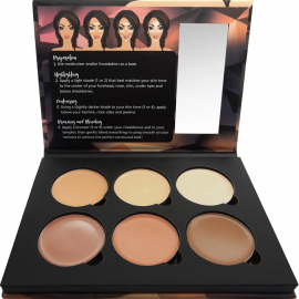Palette contouring - Lift And Sculpt