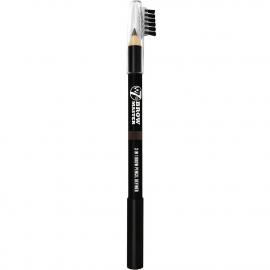 Crayon à sourcils 3 en 1 Brow master en teinte Dark brown de W7.