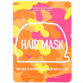 Masque tissu réparateur cheveux