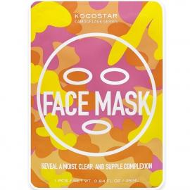Masque tissu hydratant visage