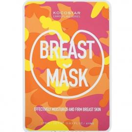 Masque tissu raffermissant poitrine