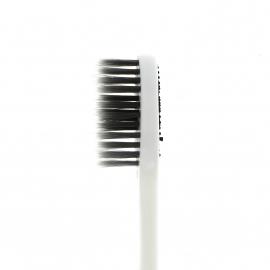 Brosse à dents au charbon de bambou poils