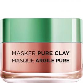 Masque exfoliant Argile pure