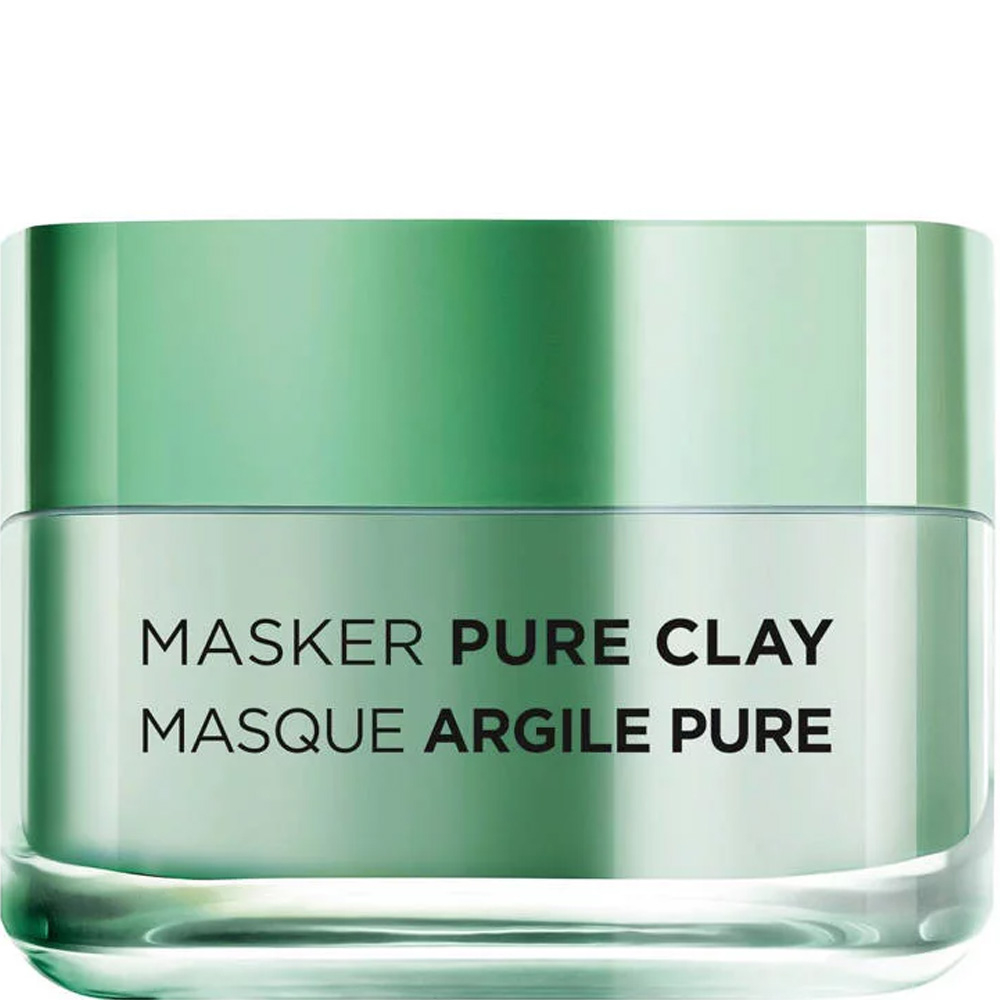 Masque purifiant Argile pure