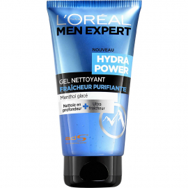 Gel nettoyant Hydra power - Men Expert