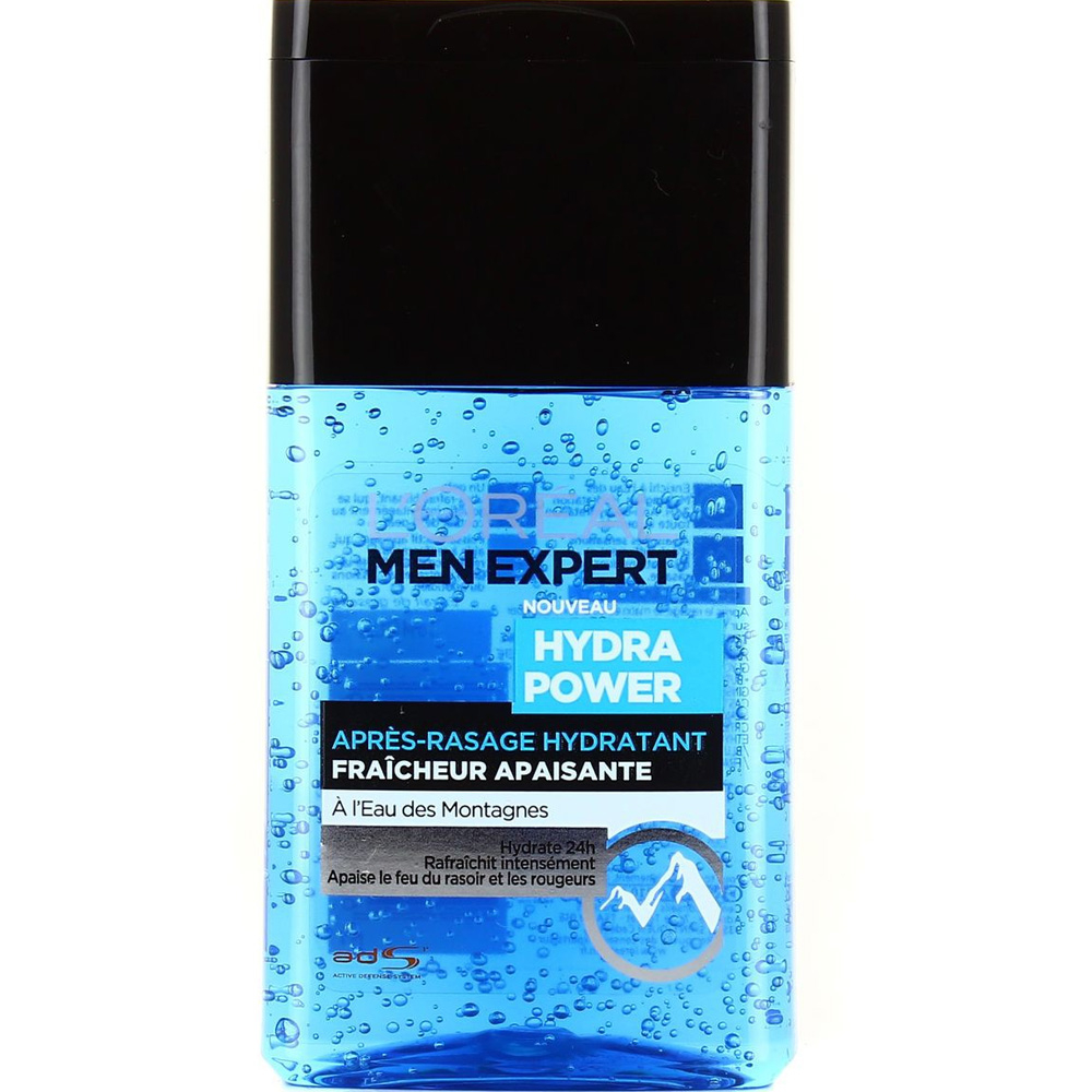 Après-rasage Men Expert Hydra Power