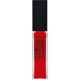 Rouge à Lèvres Liquide Vivid Matte - 25 Orange shot