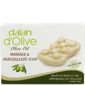 Savon de massage anti-cellulite