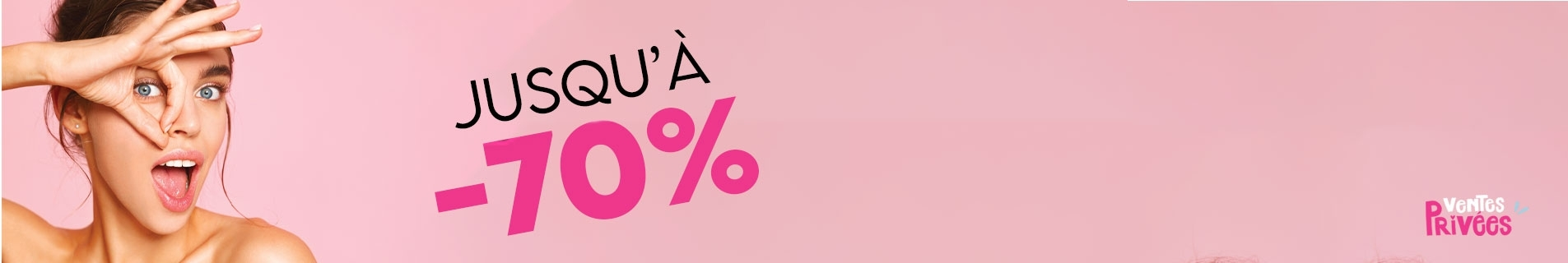 Ventes privées | Site de cosmetique pas cher | SAGA Cosmetics