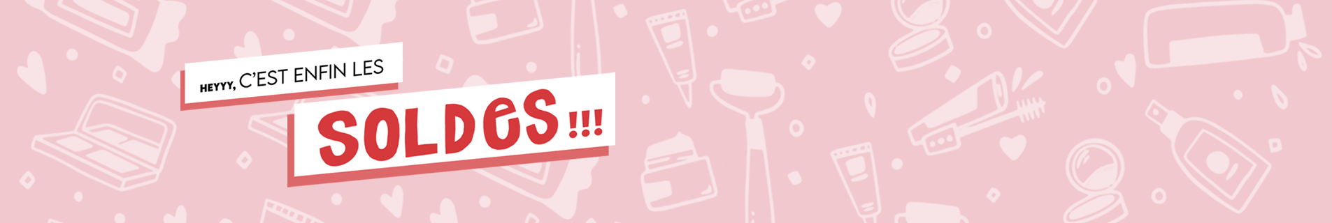 Soldes maquillage | Moins de 5€ | SAGA Cosmetics