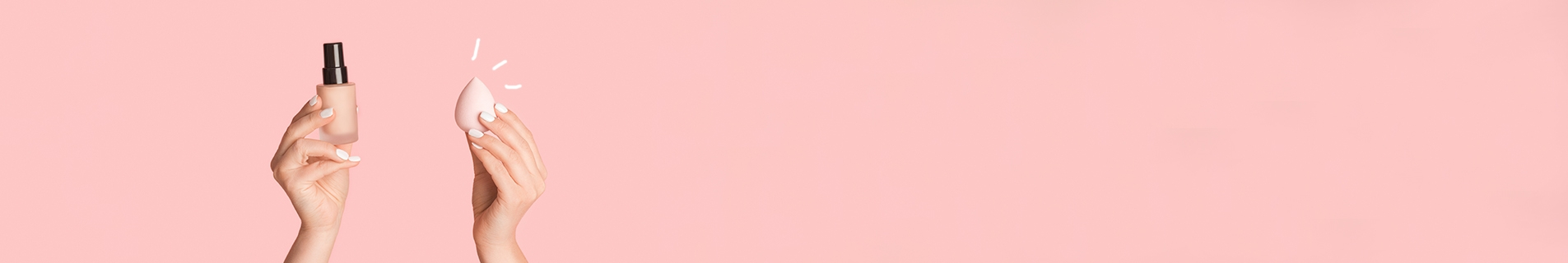 Tendance maquillage nude |SAGA Cosmetics
