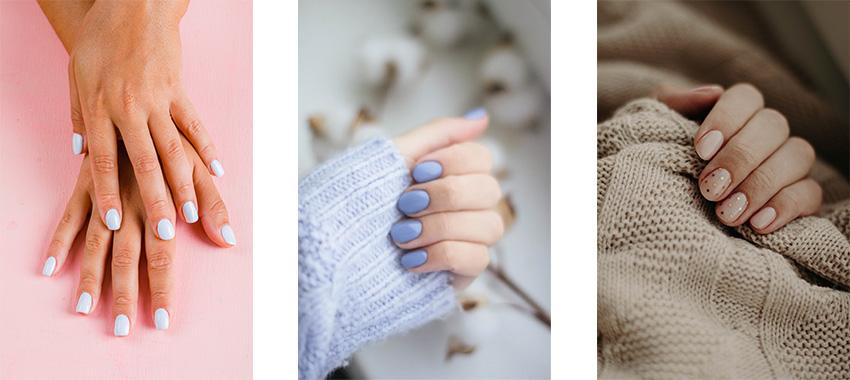 les couleurs de vernis à ongles tendances en automne 2020 et hiver 2021