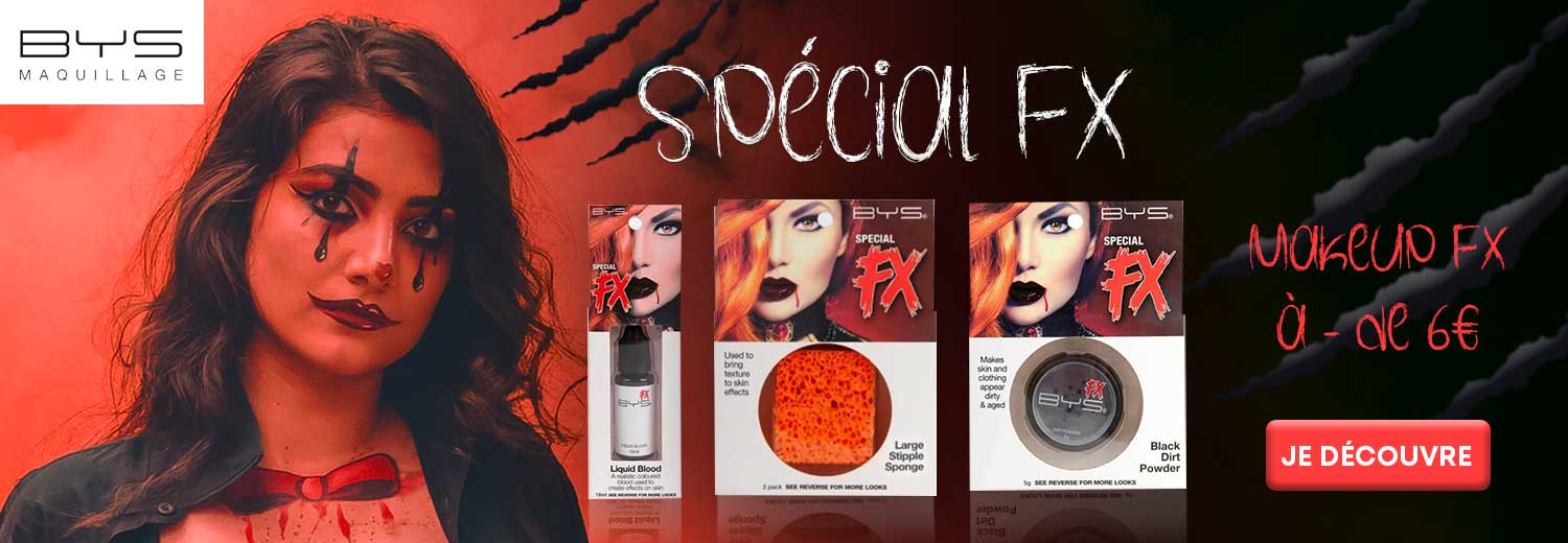 slider home desktop saga cosmetics maquillage Halloween