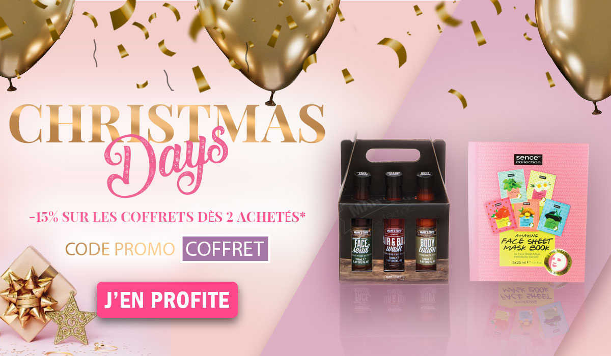 slider mobile op christmas days code coffret